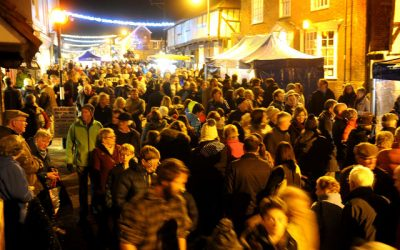 Steyning Late Night Shopping 2018
