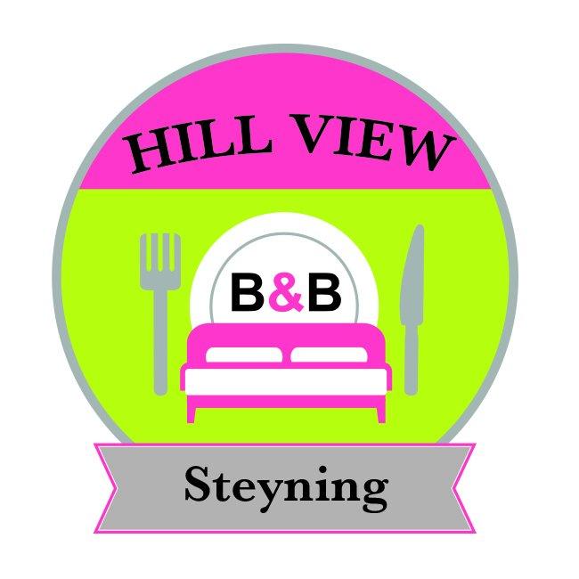 Hill View B&B in Steyning logo