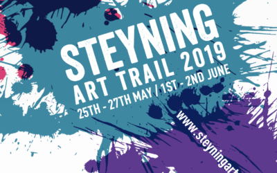 2019 Steyning Art Trail Coming Soon!