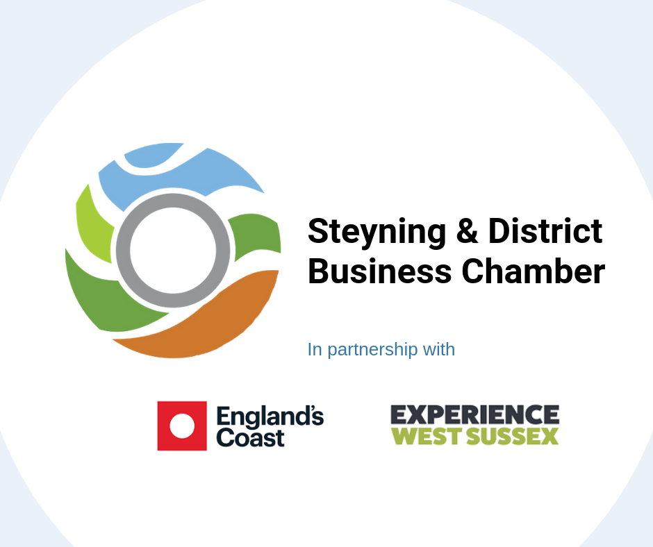 Steyning Business Chamber event with Experience West Sussex and Englands Coast