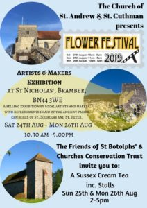 Church Bank Holiday Events Steyning