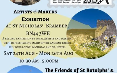 Steyning, Bramber & St. Botolph's Historic Churches Bank Holiday Events