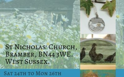 St Nicholas' Church Artists & Makers Exhibition