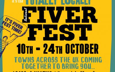 Fiver Fest Is Coming To Steyning (10th – 24th October 2020!