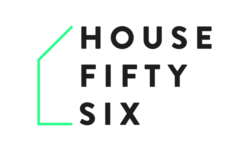 House Fifty Six Logo